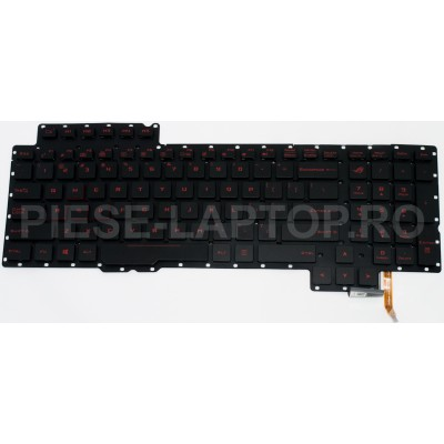 TASTATURA LAPTOP ASUS ROG G752 cu backlight